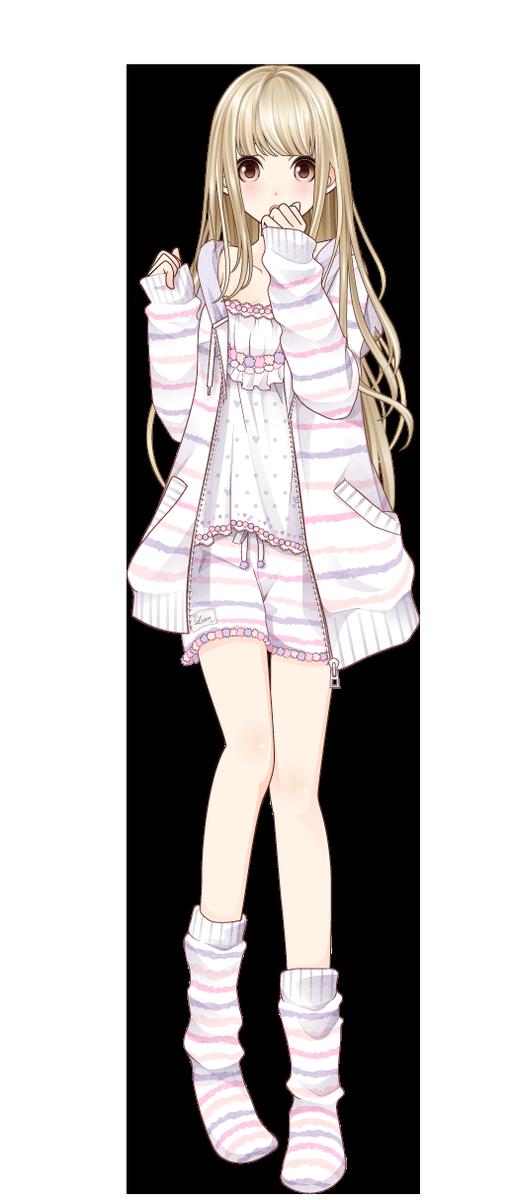 メディアツイート 公式 君の秘密にドラマなキスを Kimidra Info さん Twitter お嬢様 服 ファッションイラスト 漫画ガール
