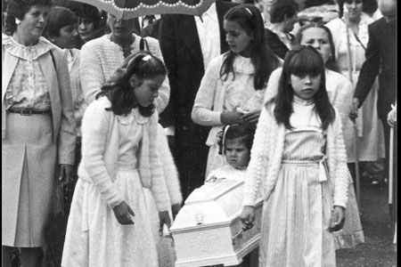 procesion das mortallas. Manolo Blanco