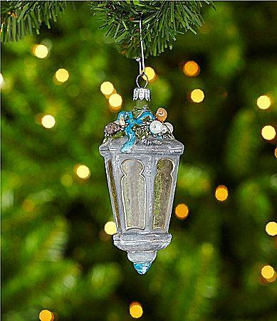 Dillards Trimmings Par La Mer Beach Lantern Ornament #Dillards