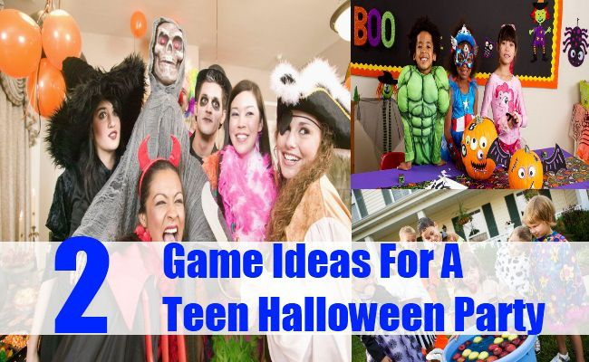 Game Ideas For A Teen Halloween Party \u2026 Pinteres\u2026 - halloween party ideas for teenagers