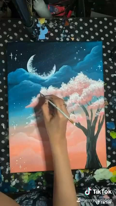 Amazing Art Painting Idea for You to Try