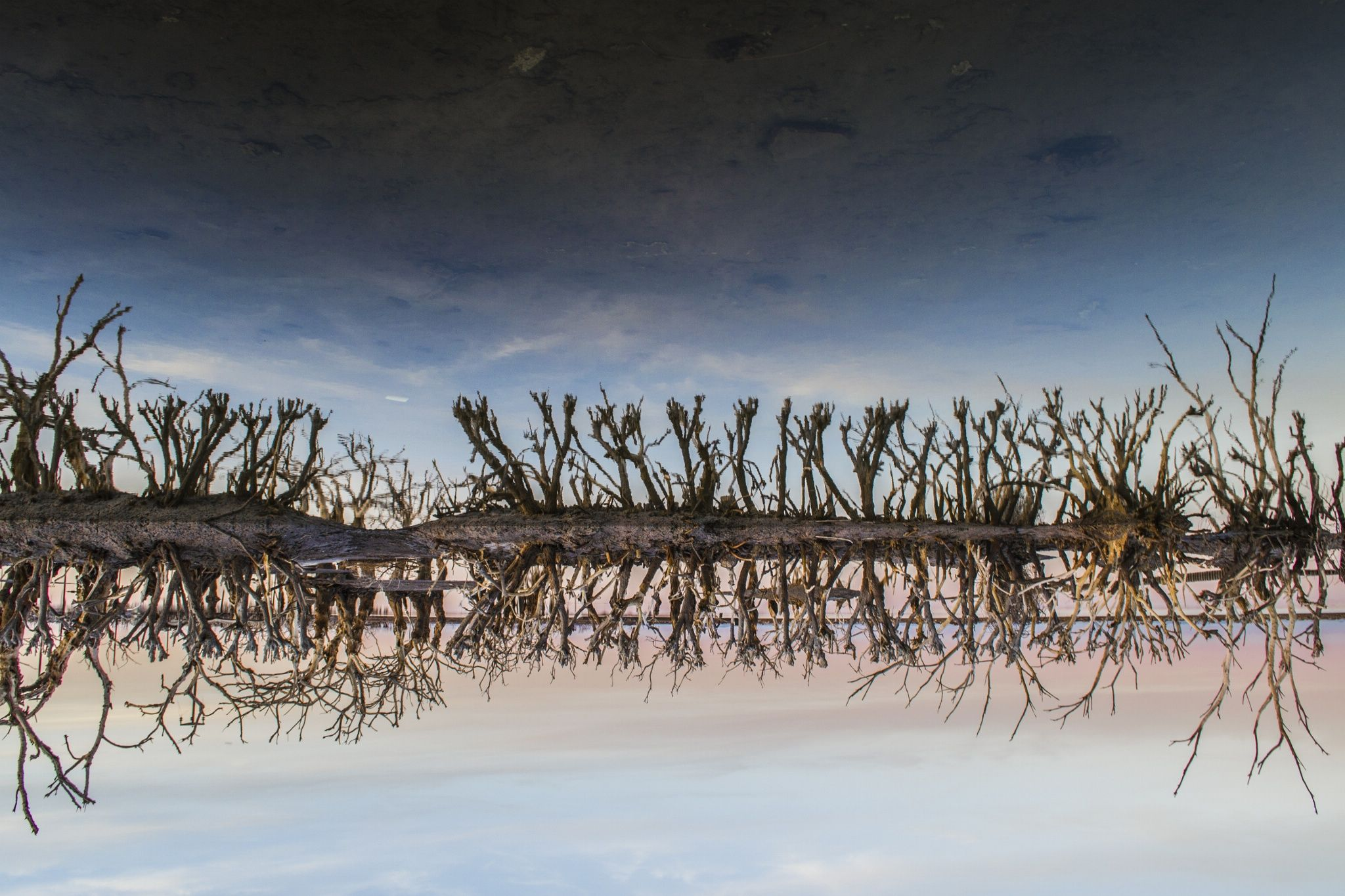 """""""Where the sky is the ground"""" by Matias Montenegro on 500px Please Share With your friends! click to watch it on Max Quality!  Epecuén, Buenos Aires, Argentina"""
