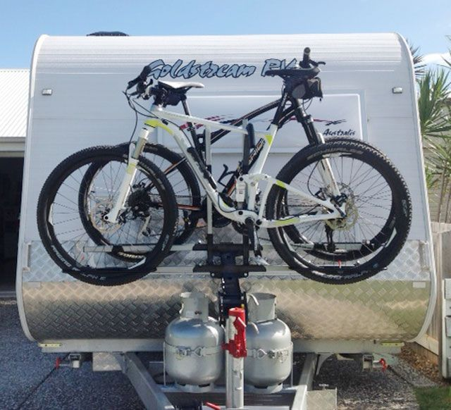 Goldstream Rv Caravan Isi Extreme Duty Off Road Bicycle Carrier