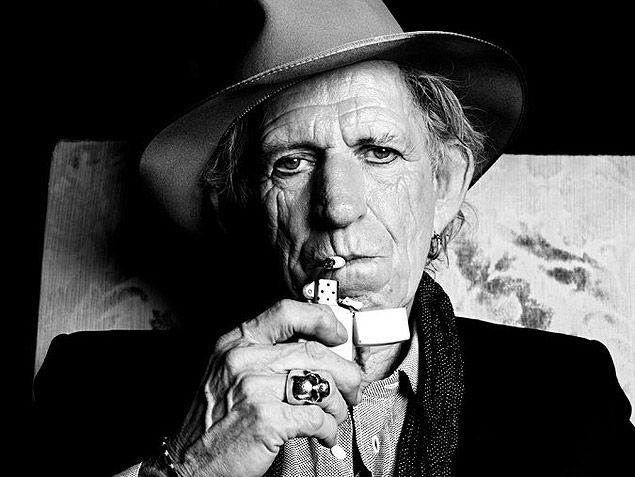 The latest record by Keith Richards, now 71, is his first solo outing in 23 years. Credit Hedi Slimane - suplemento nyt http://www.nytimes.com/2015/08/30/arts/music/keith-richards-on-crosseyed-heart-its-solo-rock-n-roll-but-he-likes-it.html