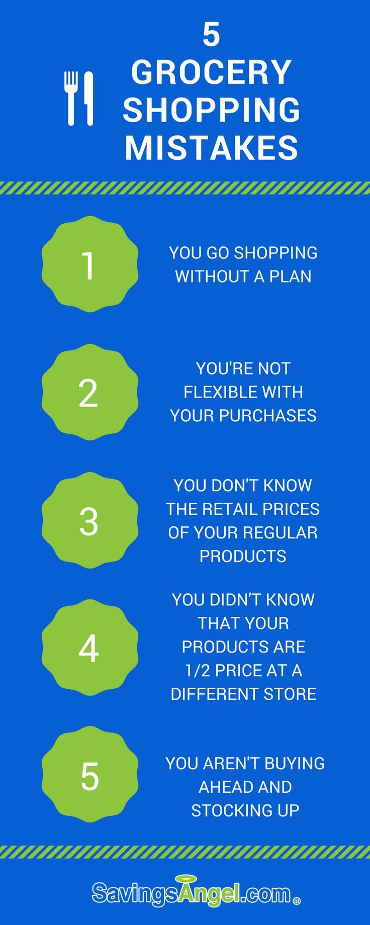 165 5 biggest grocery shopping mistakes that cost you