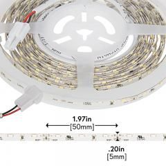 Outdoor Led Strip Lights Weatherproof 12v Led Tape Light Side Emitting 59 Lumens Ft Led Tape Lighting Strip Lighting Tape Lights