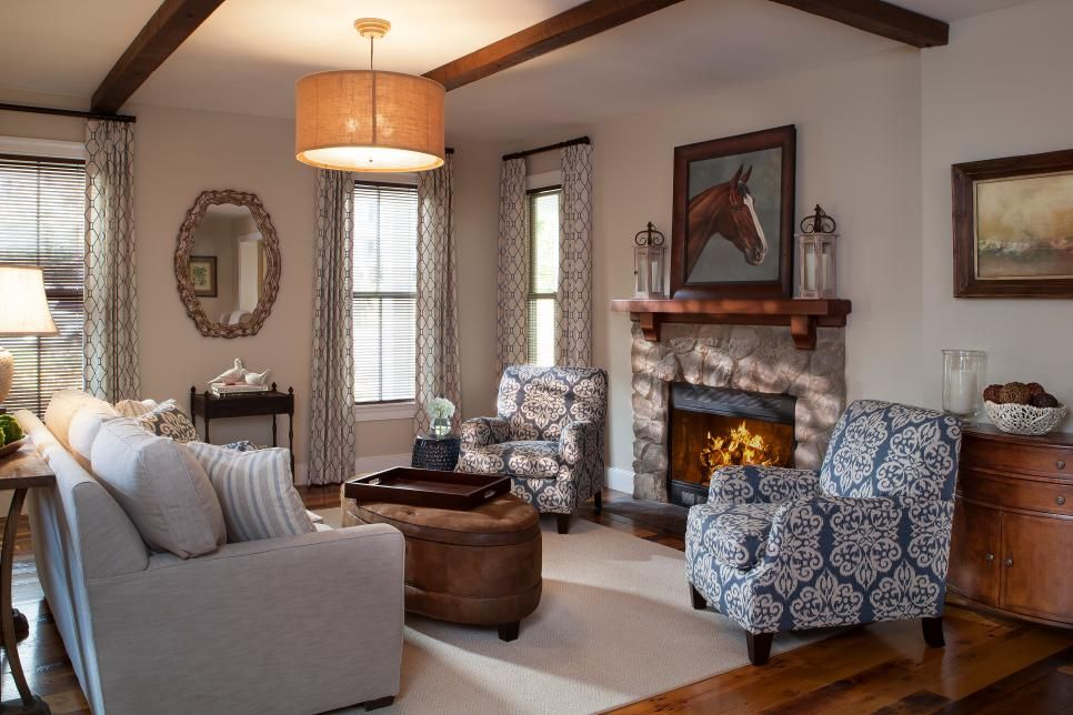 search viewer  hgtv  living room furniture layout small