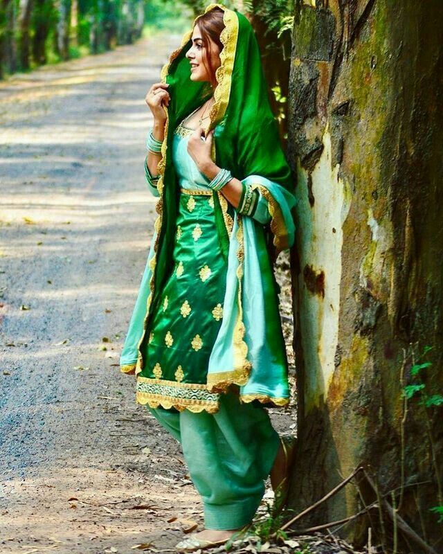 Pin by A.S on Punjabi suits | New style suits, Beautiful suit, Fashion