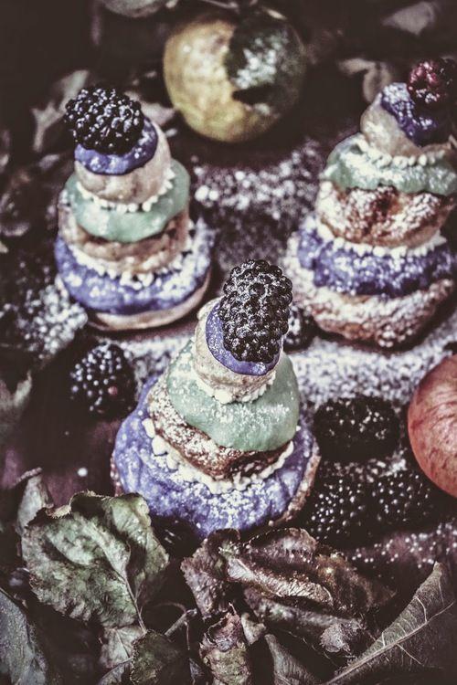 ..Twigg studios: blackberry apple courtesan au chocolat