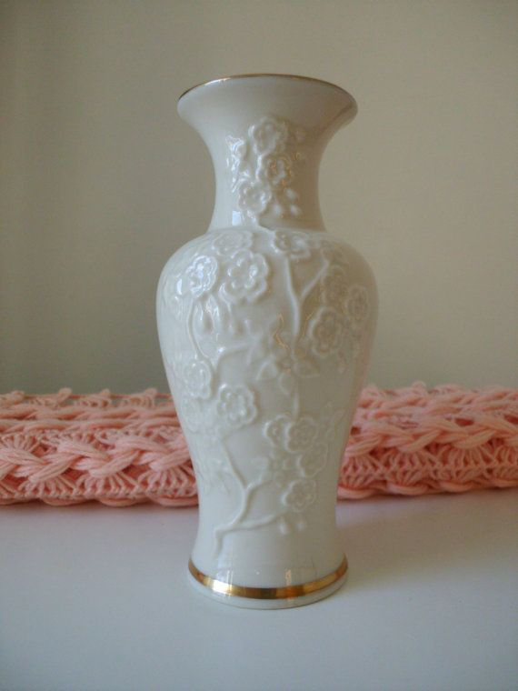 Pinterest & Vintage Lenox Embossed Flower Bud Vase | LENOX COLLECTION ...