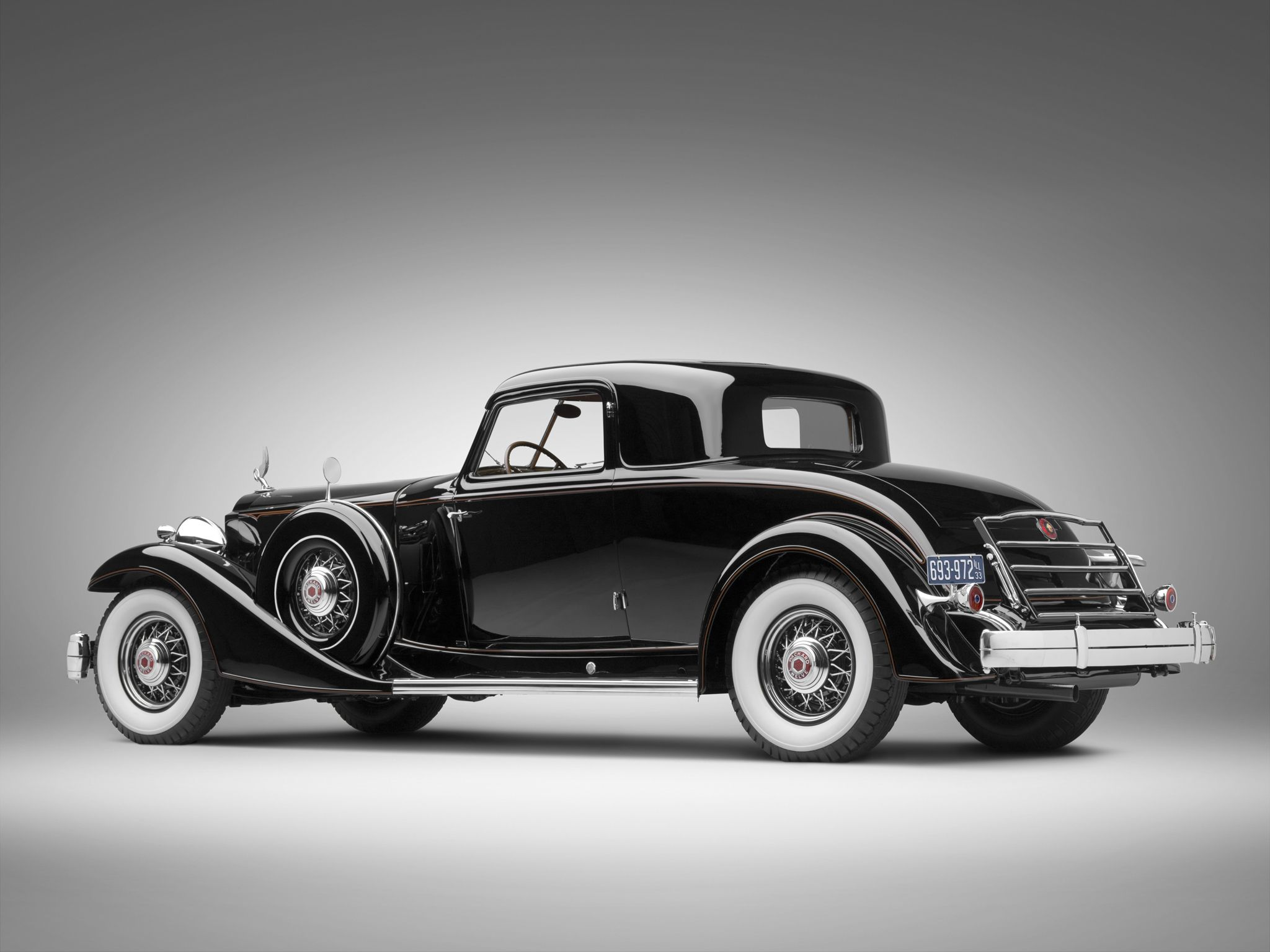 Old car | Packard Custom Twelve Coupe by Dietrich ... | Stuff to Buy ...