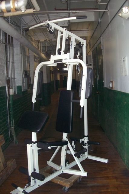 Impex fitness products powerhouse universal gym the is ideal for working out in comfort of your also rh pinterest