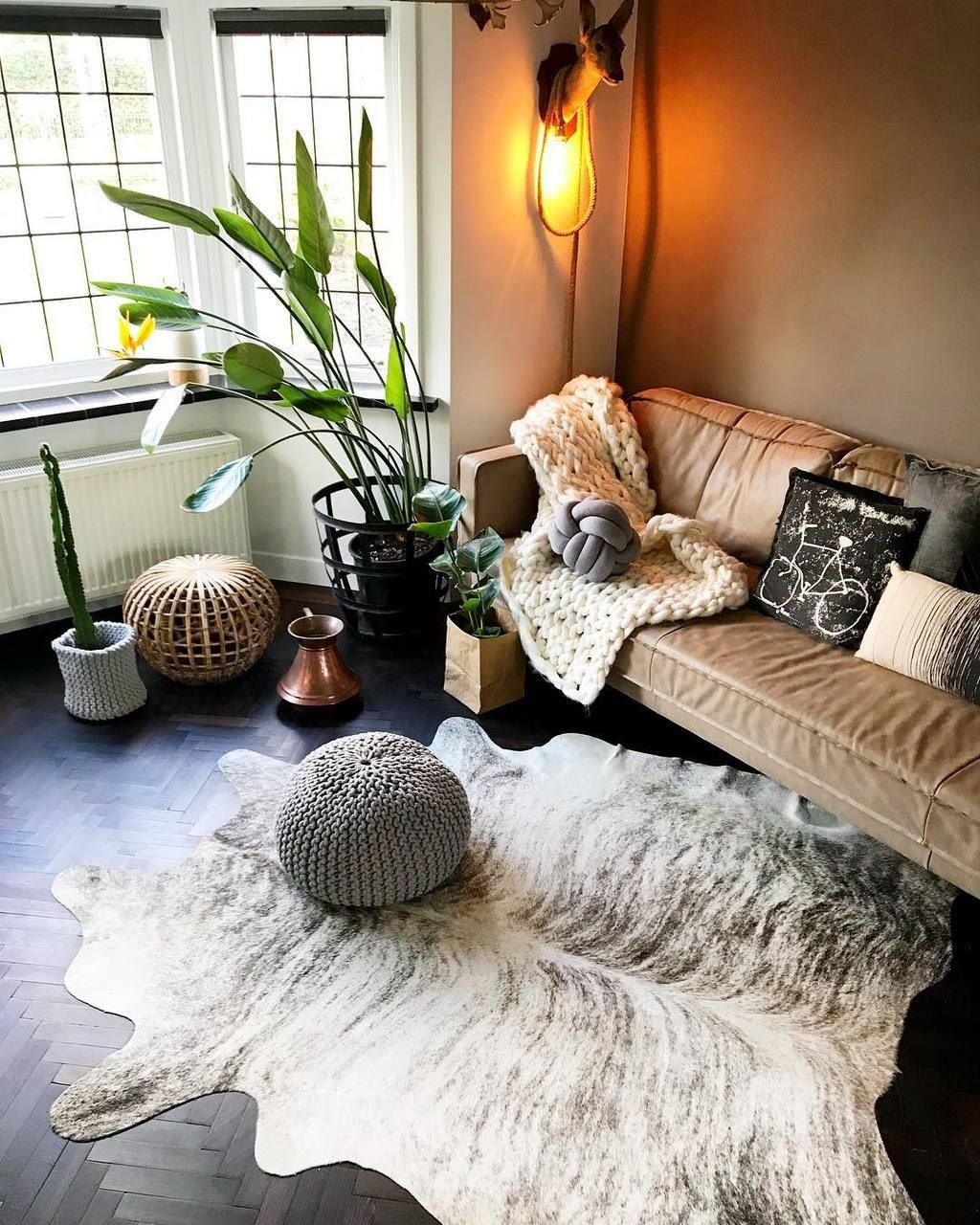 Light Brindle Brazilian Cowhide Rug Large Cowhide Rug Living Room Rugs In Living Room Hide Rug Living Room