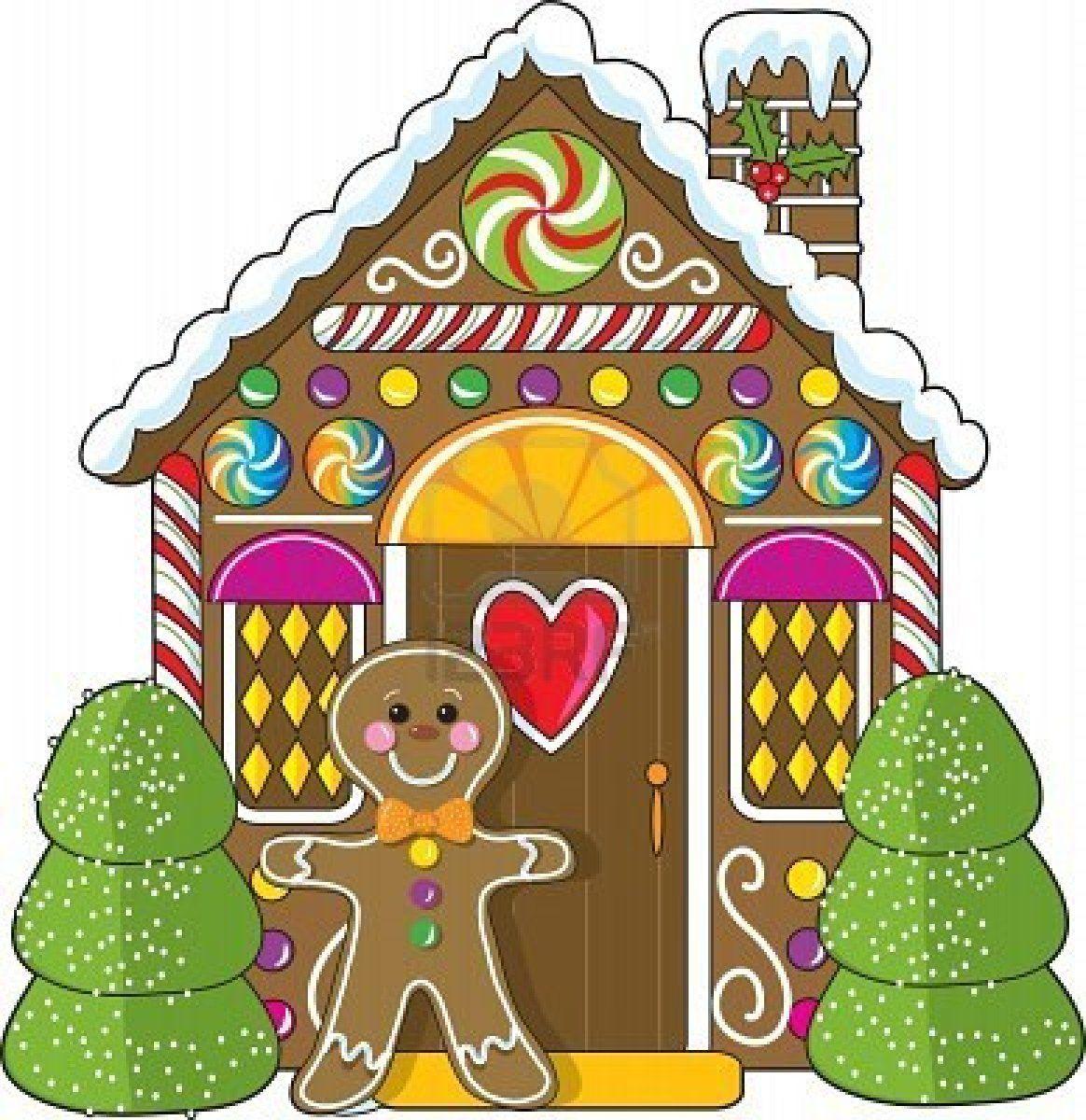 Gingerbread House Gingerbread House Kids Gingerbread House Christmas Art