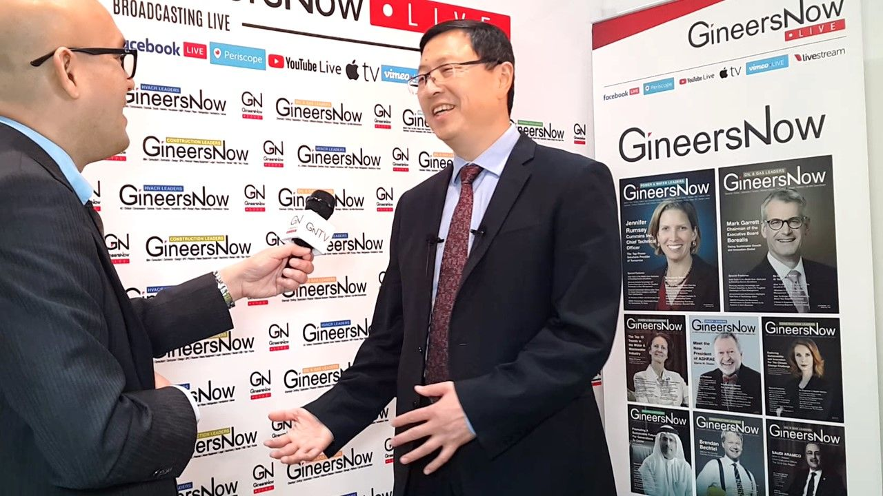 #LeadersTalk with Canadian Solar's Chairman and CEO, Shawn Qu