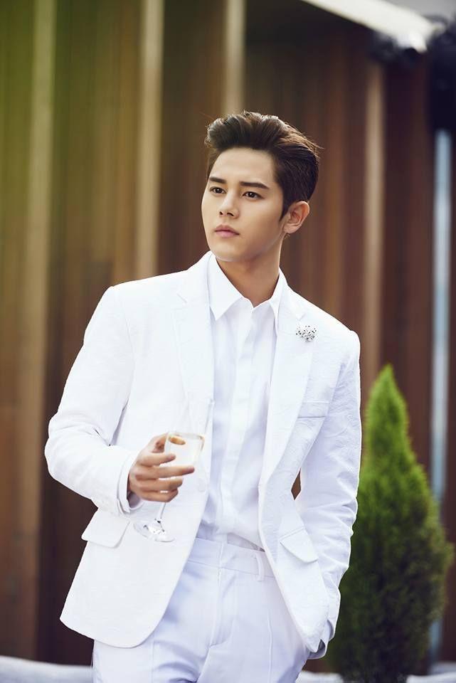 Dongjun zea ZEA Fashion ja Kpop