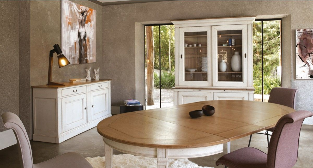 Tables Chaises CAMARGUE