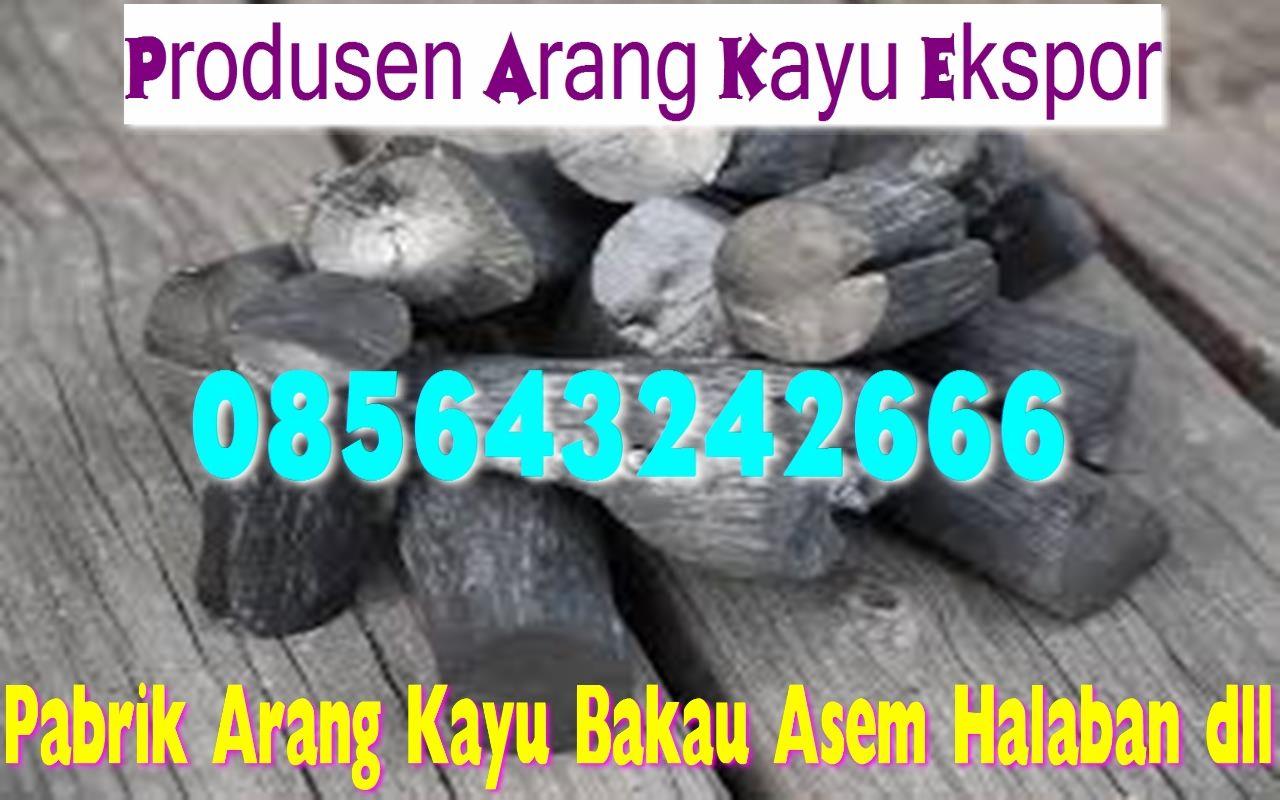 Briket Produsen Jual Grosir Pabrik Arang Kayu Bakau Keras ...