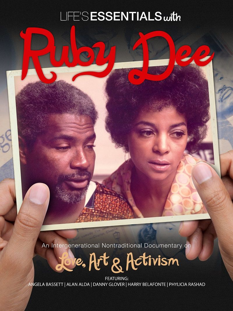 "#RubyDee - Ruby Dee Documentary Set for January 17th Premiere on Centric (Trailer): ""Life's Essentials with Ruby Dee"""