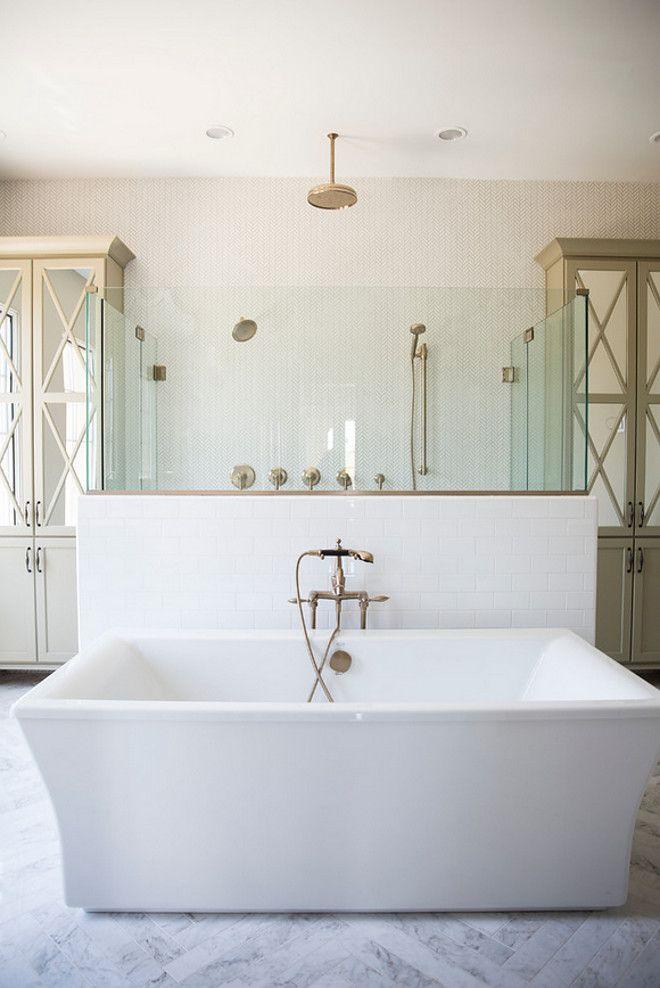 Tub Is Kohler K 6367 0 Stargaze 72 Inch X 36 Freestanding Bath With Fluted Shroud And Center Drain White 2 600 Er Custom Homes Remodeling
