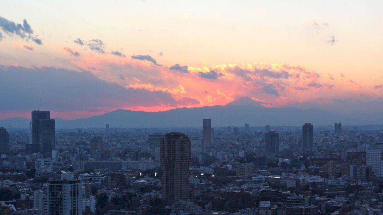 أين تقع اليابان Tokyo Tower Tokyo City Vacation Locations