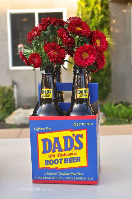 Fathers Day Centerpiece Father S Day Flowers Fathers Day Bbq