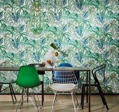 Hooked on Walls - Jungle Jive Voor de aankleding van je huis ga je naar Biggelaar in Breda