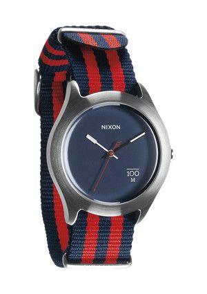 "Nixon ""The Quad"" Watch"