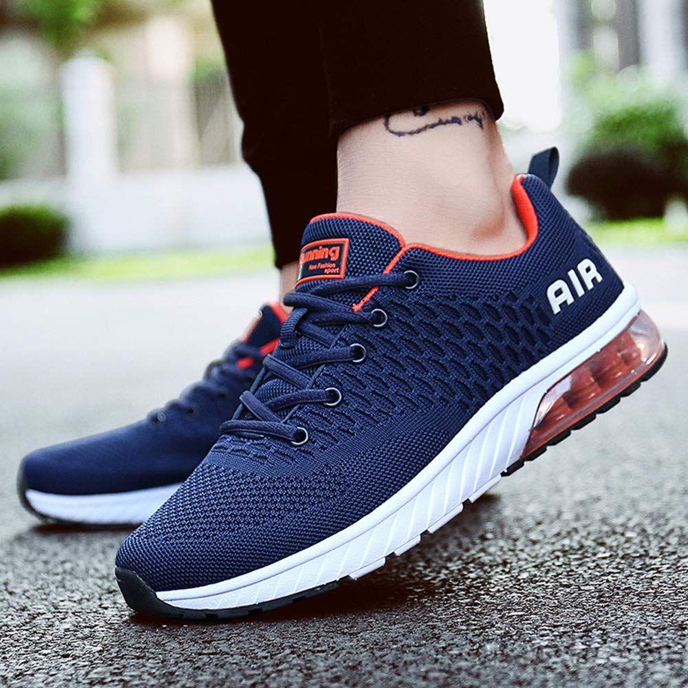 TSIODFO Men Sport Athletic Walking Shoes Jogging Sneakers