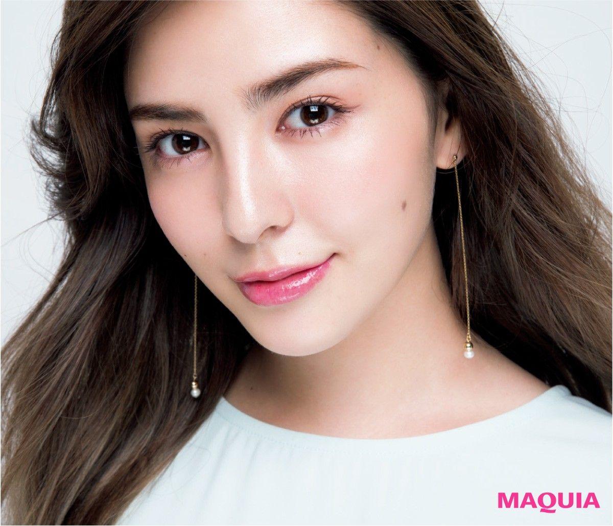 Pin by Ni Lu on スミス楓 Kaede Smith   American makeup, Asian beauty, Japanese makeup
