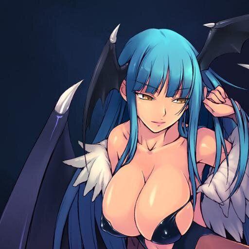 Darkstalkers hentai pics