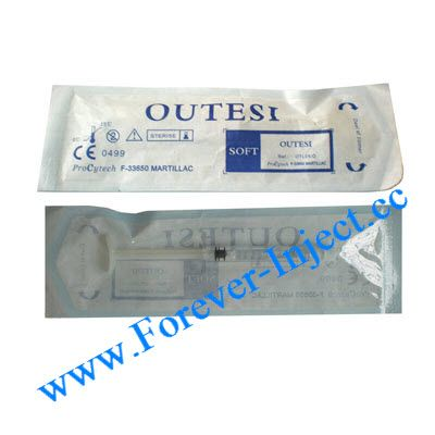 OUTESI 1.0ml/piece  Outesi is used to fill the deep wrinkles and related folds, forehead, nose, lips grain ditch, buccal stripe, brow lines and so on