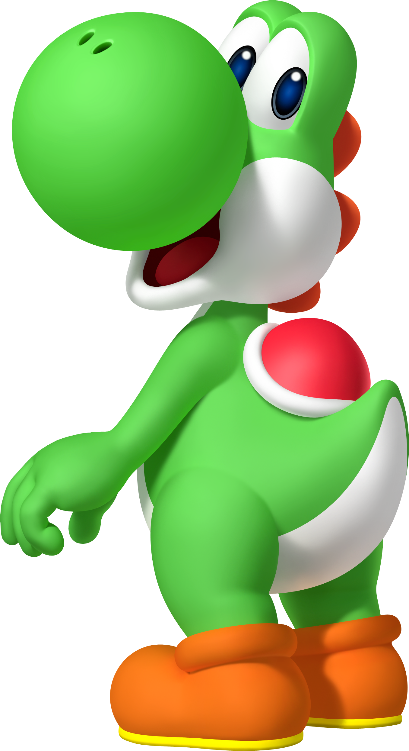File:Yoshi Artwork - Mario Party Island Tour.png | Purim ... | 1356 x 2486 png 2102kB