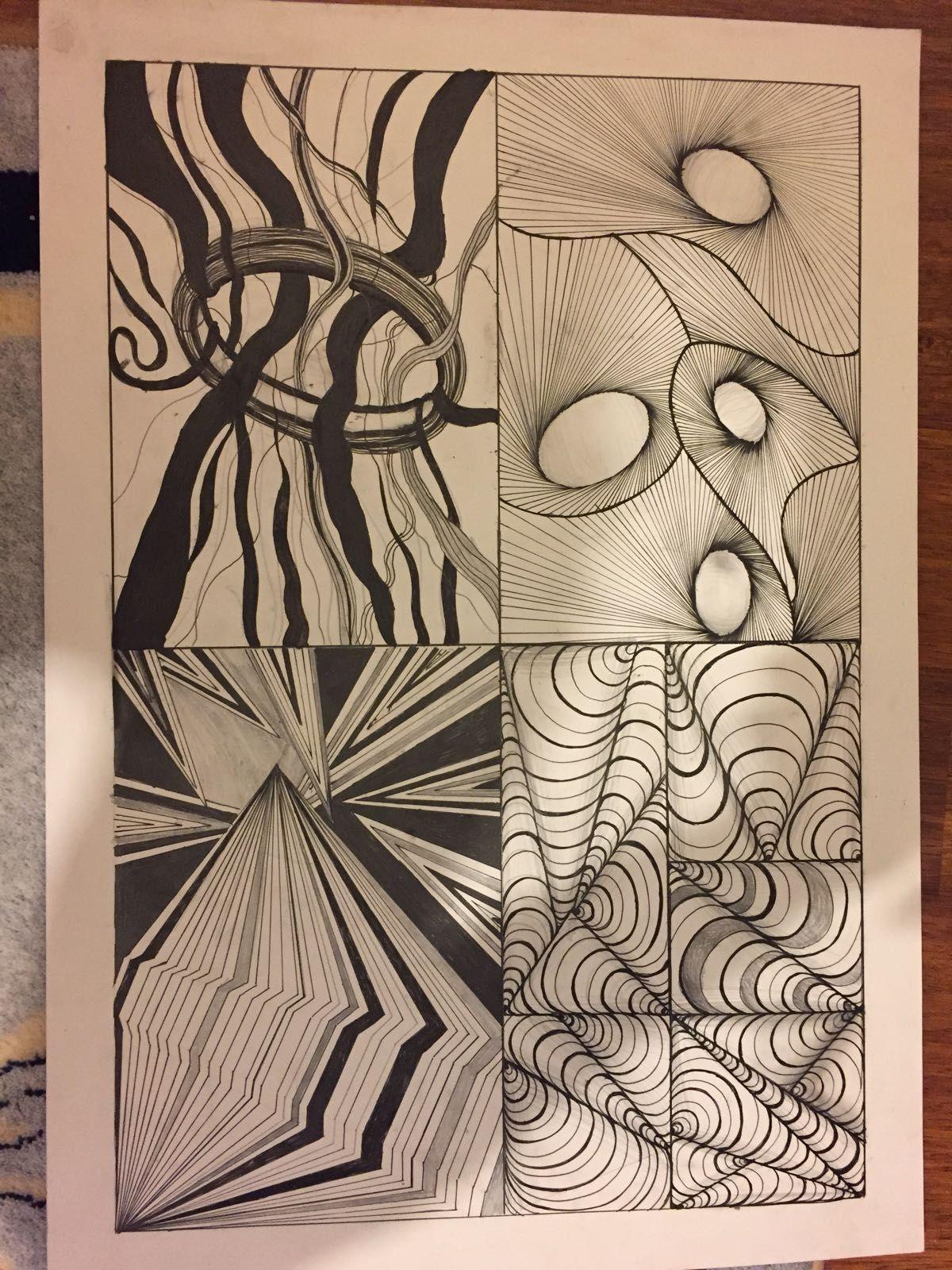 Temel Sanat Eğitimi Nokta Çalışması
