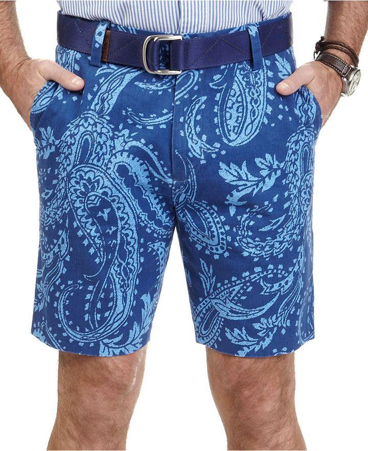 edf08d924d045 Nautica Paisley Print Shorts on shopstyle.com | WANT | Printed ...