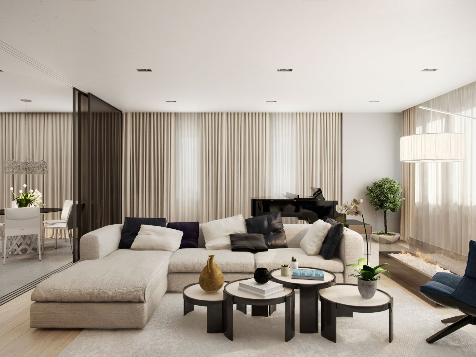 гостиная комната | Interiores | Pinterest | Living rooms, Room and ...