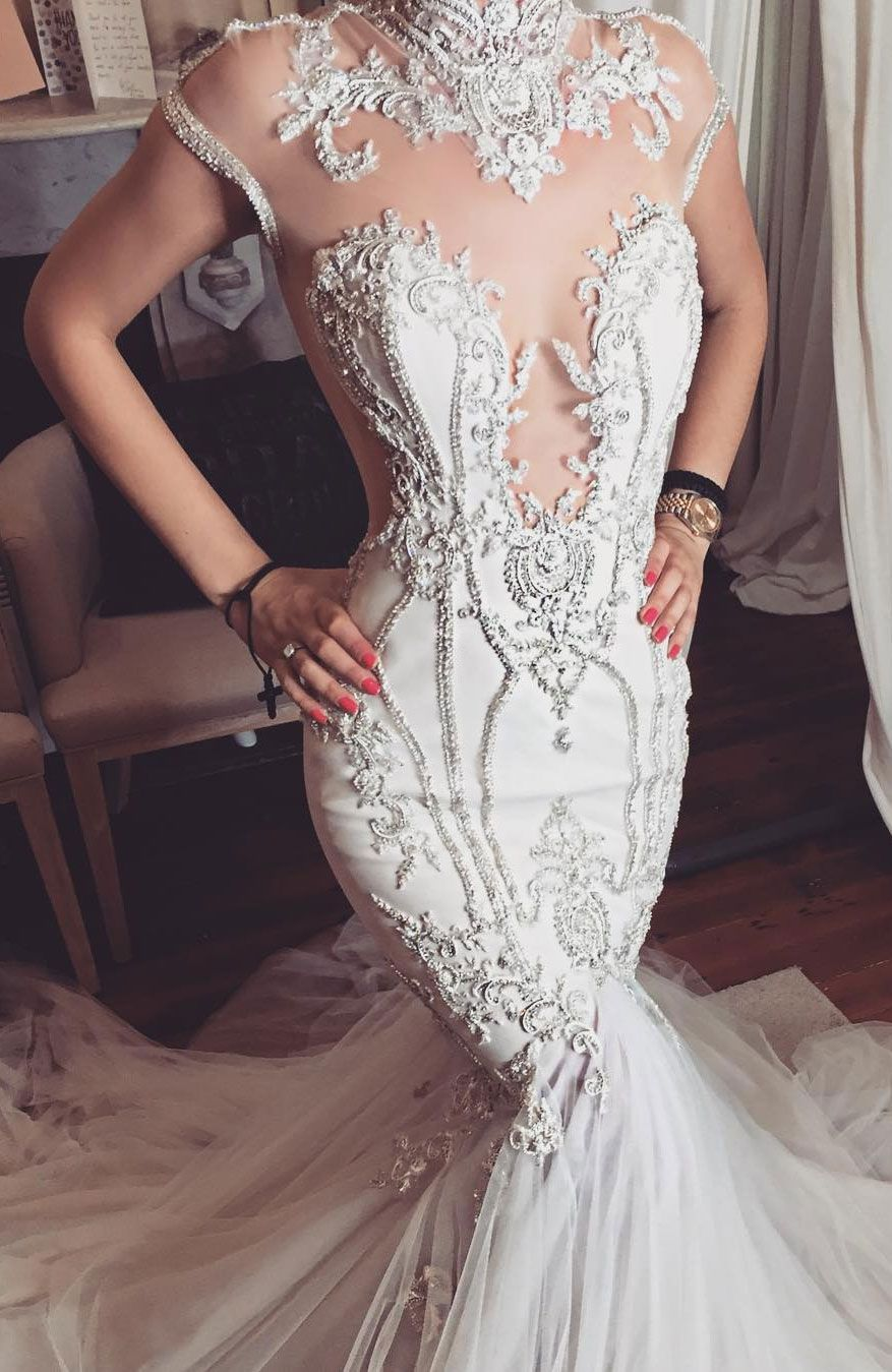 The Best Mermaid Wedding Dress