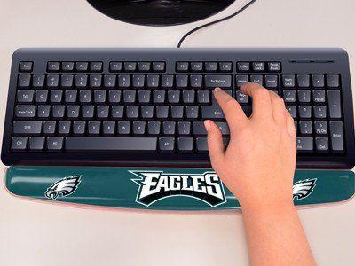 "NFL - Philadelphia Eagles Wrist Rest 2""x18"""