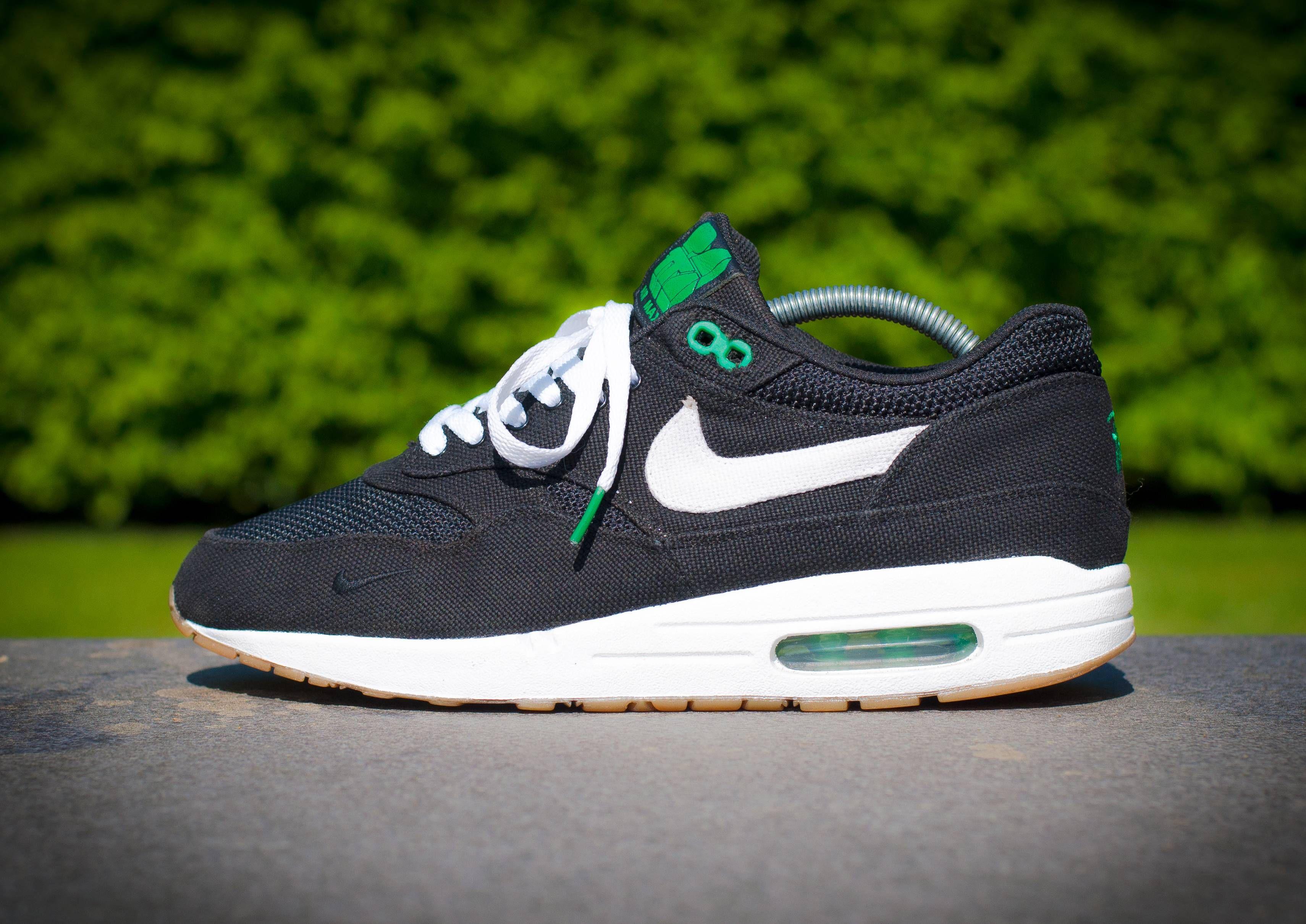 9edf02da82b2df Nike Air max 1 Patta Lucky Green by Dennis Wegereef