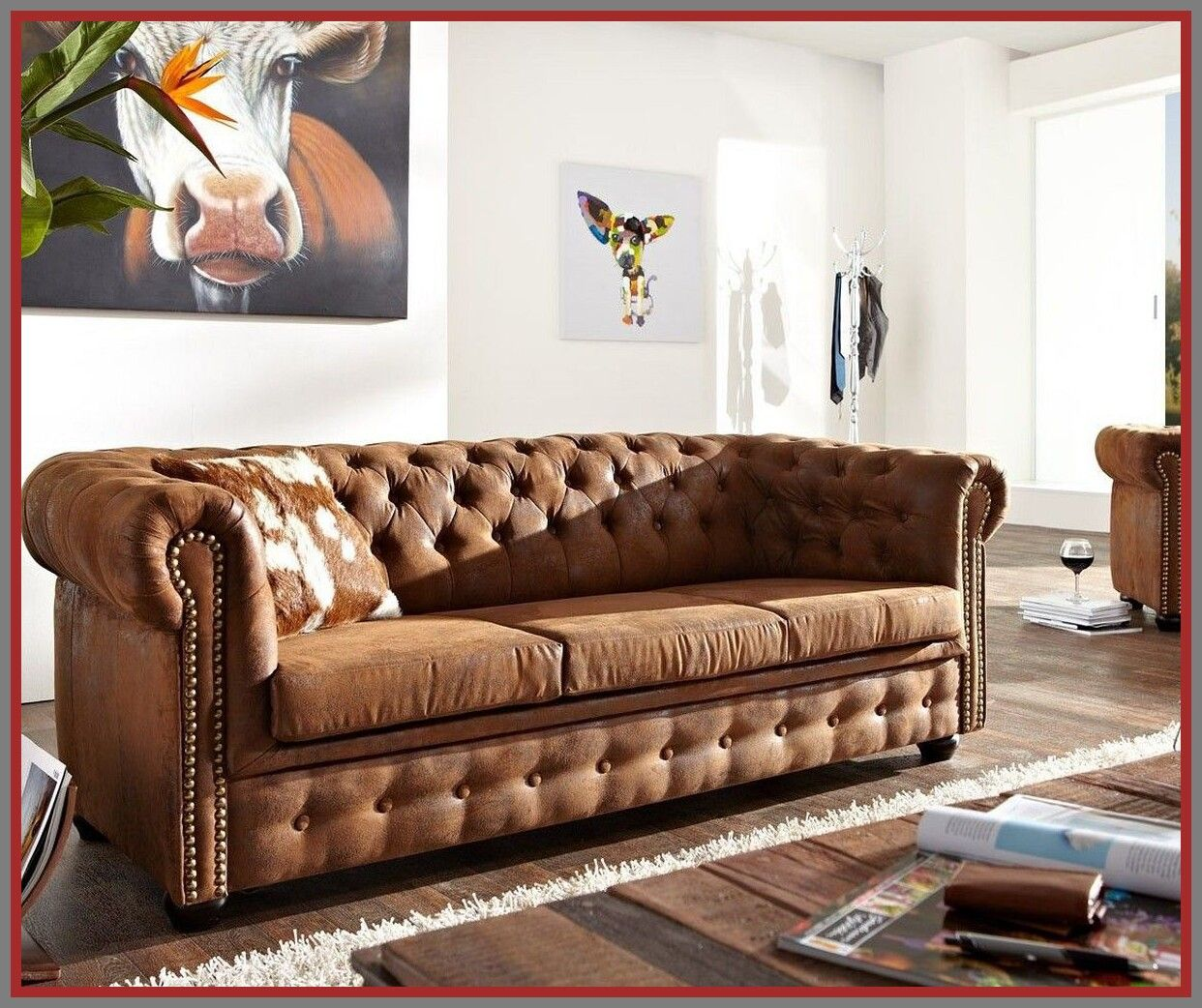 110 Reference Of Couch Braun Hardeck In 2020 Couch Design Couch Vintage Chesterfield Sofa