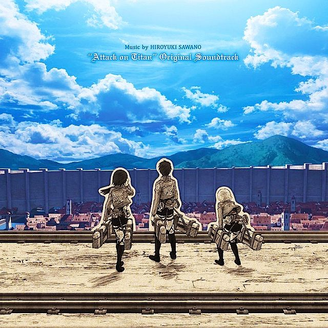 Attack on Titan OST Playlist Аниме, Металлоискатель