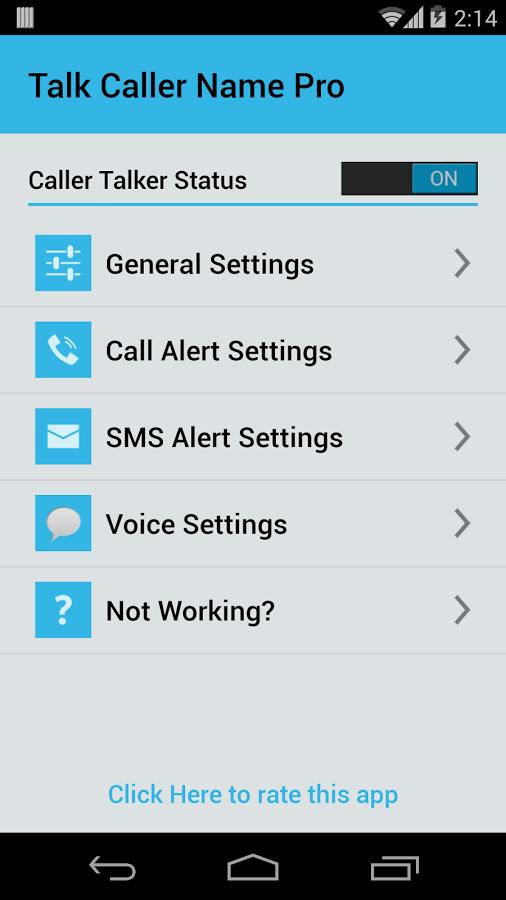 ApkApps5 Android Apk Talk Caller Name PRO v2.0 apk