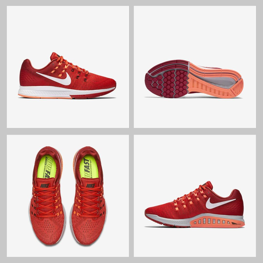 O Tênis Nike Air Zoom Structure 19 dd4066bedf20e