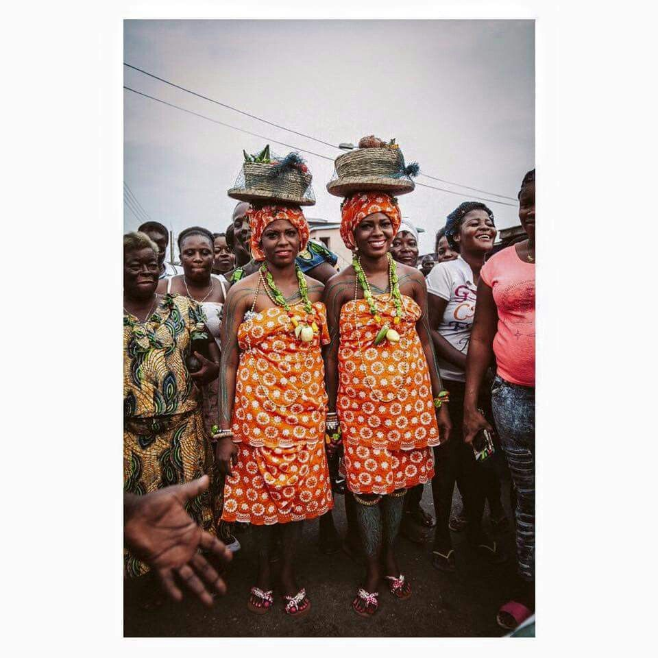 Image result for homowo festival and twins festival