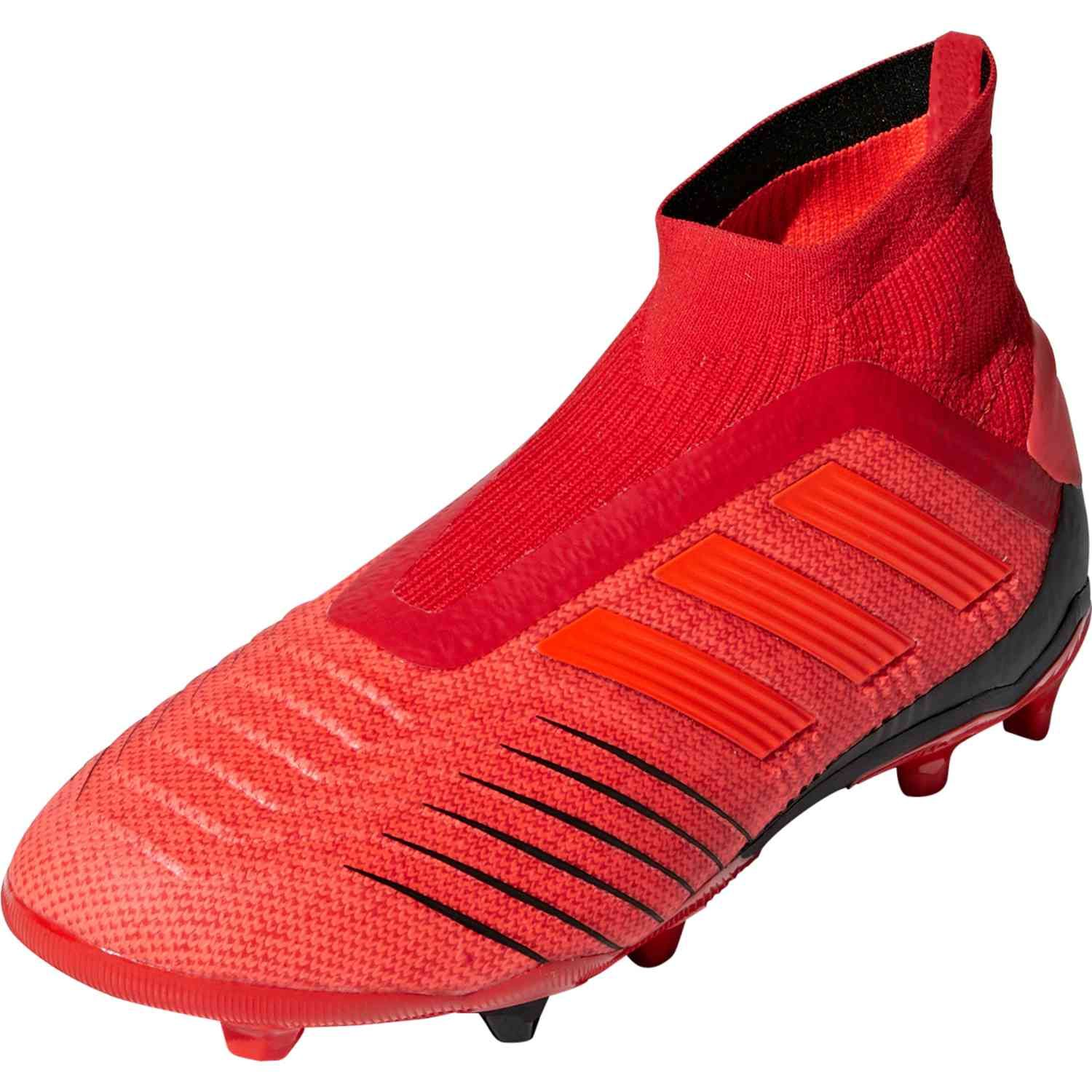 Kids Adidas Predator 19 Fg Initiator Pack Soccerpro Football Shoes Youth Soccer Cleats Soccer Cleats