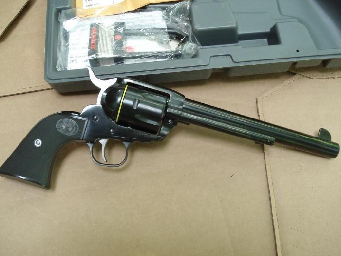 ruger new vaquero 45 colt 7 1/2 - Google Search   Revolver