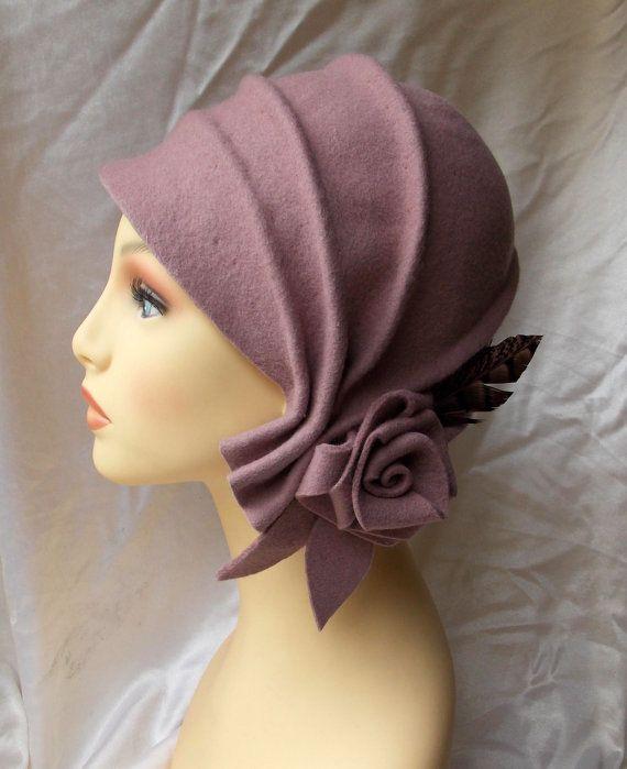 bb55b75e1fe Cloche hat