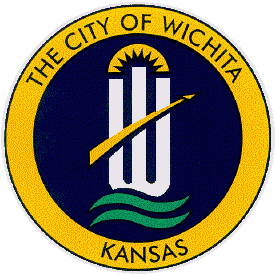1868 Wichita Ka Incorporated In 1870 Kansas Wichita City Logo
