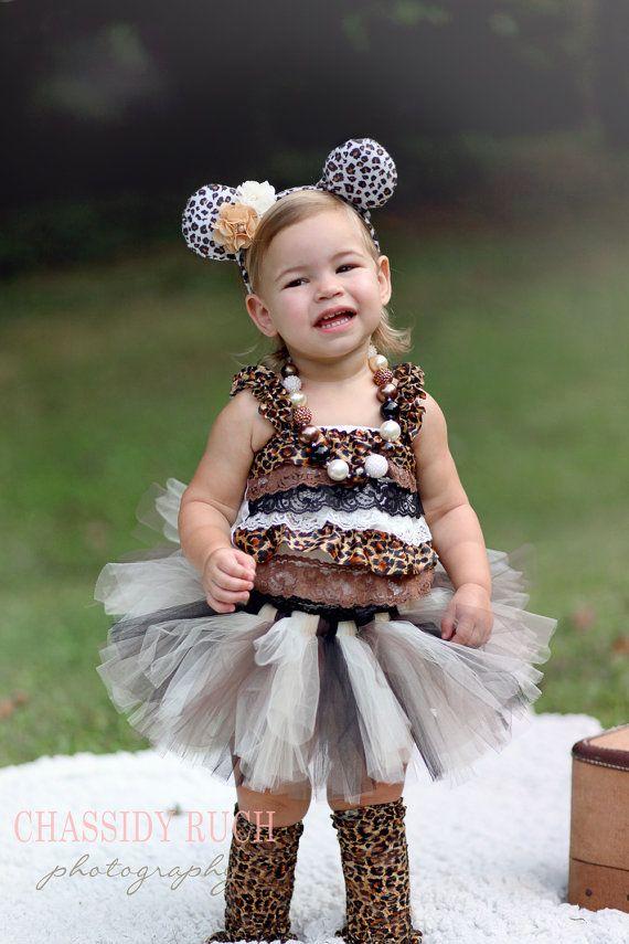 fead6d1a1b61 Leopard Halloween Costume -