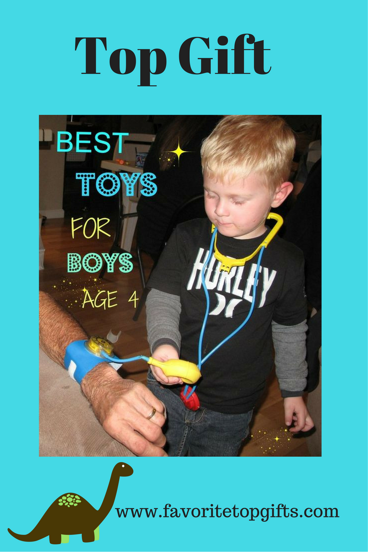 Top Gift For 4 Year Old Boys